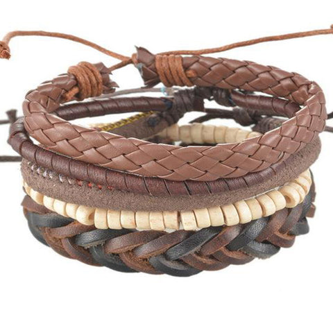 Ginger Multi Layer Bracelet