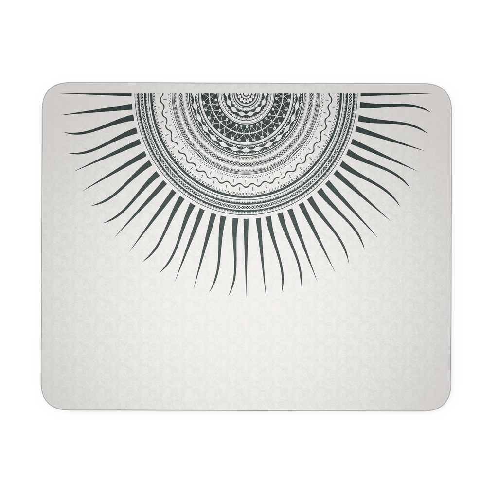 Tribal Sun Mouse Pad