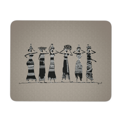 Ethnic Women Mouse Pad - 6 styles available