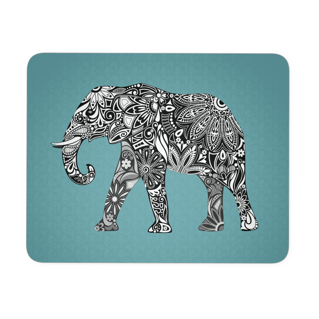 Elephant Mouse Pad - 7 styles available