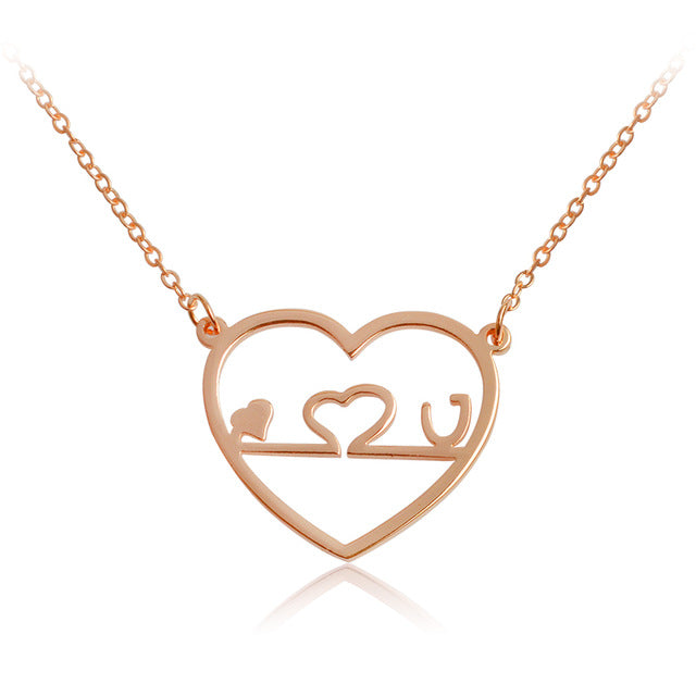 Nurse Heart Pendant Necklaces