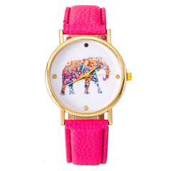 Fashion Hippie Elephant Watch - 11 styles available