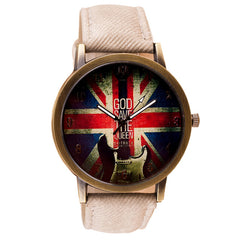 God Save The Queen Watch