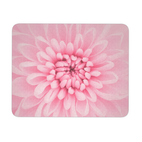 Chrysanthemum Flower Mouse Pad