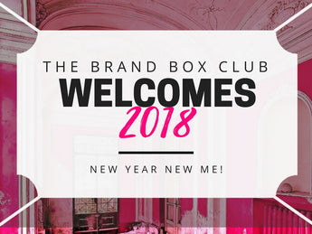 It's a New Year at The Brand Box Club