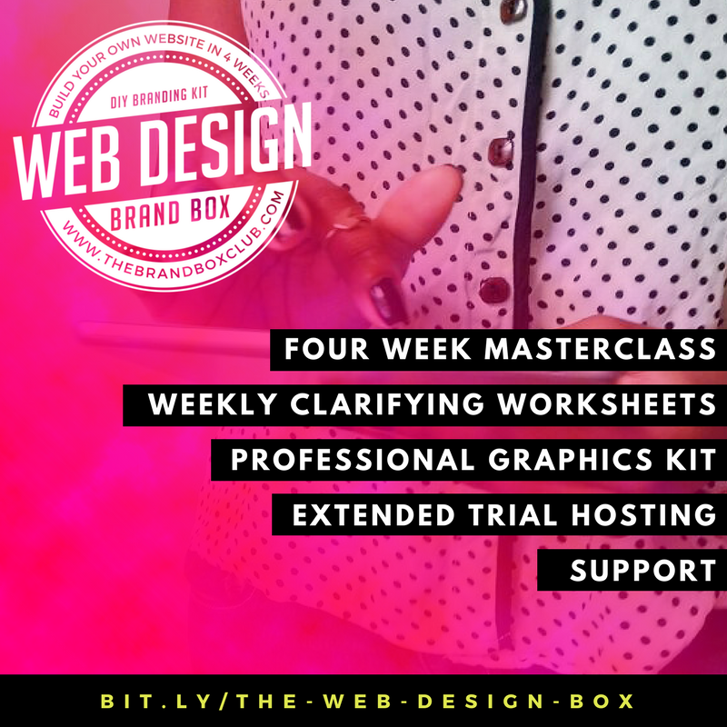 The Web Design Box