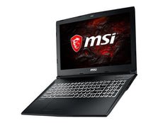 "MSI GS63VR Stealth Pro-230 15.6"" Ultra Thin and Light Gaming Laptop Intel Core i7-7700HQ GTX 1060 16GB 256GB NVMe SSD  VR Ready"