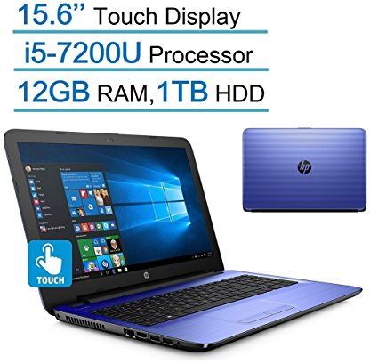 "HP Pavilion 15 Core i5 7200U / 2.5 GHzWin 10 Home 64-bit 8 GB RAM1 TB HDD 15.6 ""1920 x 1080 (Full HD)"