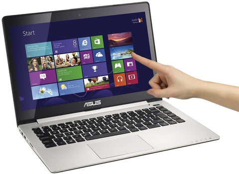 Asus Ultrabook S400CA DB51T 14 Inch Touchscreen Laptop