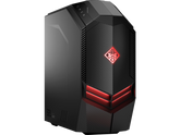 HP Pavilion Power Gaming Desktop PC (Shadow Black) - (Intel i5-7400, 8 GB RAM, 128 GB SSD, NVIDIA GeForce GTX 1060 Graphics 3GB Dedicated, Windows 10 Home)