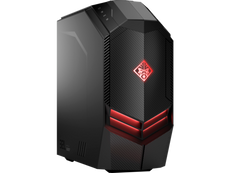 PC de escritorio HP Pavilion Power Gaming (Shadow Black) - (Intel i5-7400, 8 GB RAM, 128 GB SSD, NVIDIA GeForce GTX 1060 Graphics 3GB Dedicado, Windows 10 Home)