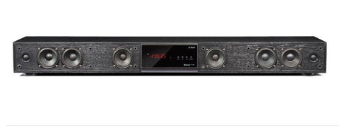 Cav Tm1100 Sound Bar Surround Sound System Wireless Bluetooth Double Subwoofers
