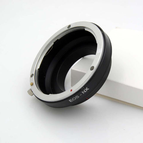 Eos-Nx Lens Adapter For E0S Ef Lens To Samsung Nx Camera Adapter