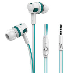 Original Te1001 Stereo Earphone Super Bass Headphones With Microphone Gaming Headset For Mobile Phone