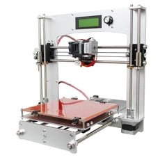 All Aluminum 3D Printer Diy Kit High Precision Reprap Prusa I3 From Germany