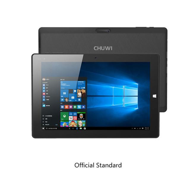 "New 10.1""Inch Chuwi HI10 Dual os Windows 10 andAndroid 5.1 Tablet PC IntelZ8300 Quad Core 4GB RAM 64GB ROM HDMI 1920*1200"