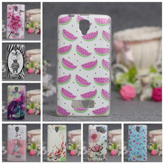 For Lenovo A2010 Case New Back Case Mix Color Tpu Soft Case For Lenovo A 2010 Cover Painting Gel Silicone Phone Covers