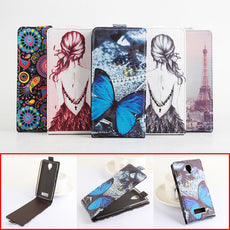 Luxury High Quality Pattern Leather Colorful Flip Updown Case For Lenovo A2010-A A 2010 Phone Case Cover For Lenovo A2010