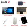 11.6 '' IPS Onda Obook 11 Pro Obook11 Pro Windows10 Tablet PC Intel Core M3-7Y30 Dual Core 4GB RAM 64GB ROM HDMI Bluetooth TypeC