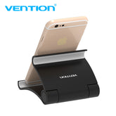 Vention Mobile Phone Holder For iPhone iPad Xiaomi Flexible Desk Phone Stand Universal Desk Holder For Huawei Samsung Tablet PC