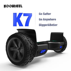 Koowheel Hoverboard 8.5 Inch 1000W  Cross Country Wheels Balance Board Scooter Electric Oxboard