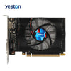 Yeston NVIDIA GT 1030 Geforce Gaming Graphics Card Fan GPU 2G GDDR5 64bit 4K Video Graphics Cards HDMI DVI 384 SP PCI-E X16 3.0