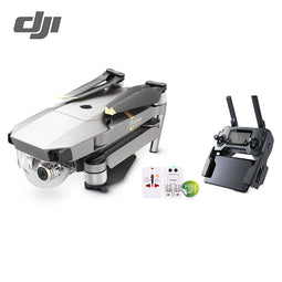 Open box DJI Mavic Pro Platinum Fly More Combo Flight time 30 MINS Control range 7 KM Gimbal 3-axis 4K HD EU Version