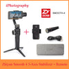 Zhiyun Smooth 4 3-Axis Handheld Gimbal Stabilizer for iPhone X 8 7 Plus 6 Plus Samsung S8+ S8 S7 S6 + Wireless Remote Controller