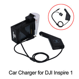 Portable Car Charger for DJI INSPIRE 1 Drone Battery and Remote Controller 26.1V 4A 105W Output Fast Charger Accessories