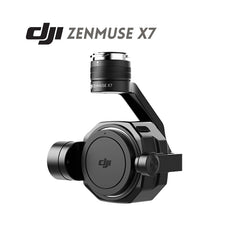 DJI Zenmuse X7 Gimbal Compatible With the DJI Inspire 2 Super 35 Camera with an Integrated Gimbal Made for High-end Filmmaking