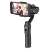 Smooth Q 3-axis Handheld Mobile Phone Gimbal Stabilizer Selfie Phone for iPhone 8 plus X Samsung Smartphone GoPro 3 4 5