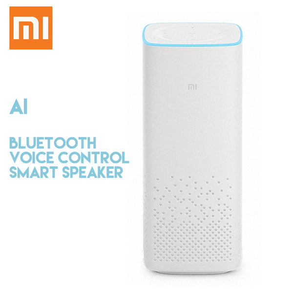 Original Xiaomi AI Bluetooth Smart Speaker with Voice Control Music Player Support Mijia Smart Home Control