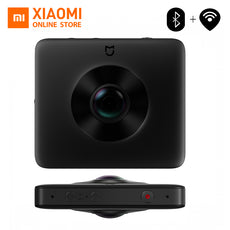 Xiaomi Mijia Panorama Action 360 Camera Mi Sphere Camera Ambarella A12 3.5K Video Recording Sports Camera Support WiFi Bluetooth