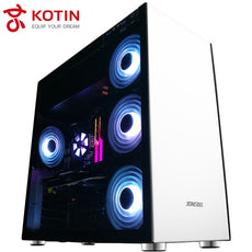 KOTIN S15 High End Computer I7 7820X GTX1080Ti ASUS X299 Motherboard 650W WideRange PSU RGB Fan 16 RAM Genuine Win10 PUBG