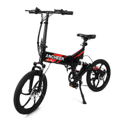 EU/UK Plug 20 Inch 250W Electric Bike Mountain Electric Bicycle Ebike Bicicleta Electrica E-bike Without Throttle