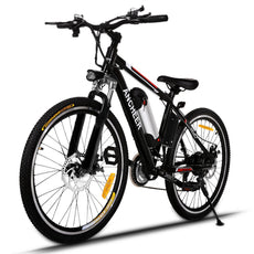 25 Inch 250W Aluminum Alloy Frame Mountain Electric Bike Cycling Bicycle folding electric bicycle Mountain E-bike