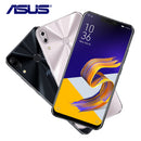 "New Original ASUS ZenFone 5Z 6G RAM 64G ROM 6.2"" Qualcomm Snapdragon 845 Android 8.0 Face ID Fast Charge Mobile Phone"
