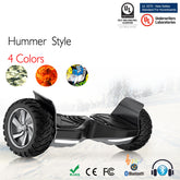 Super All Terrain Hoverboard 8.5 Inch Off Road Scooter Electrico Smart Balance Board SUV Gyropode Deskorolka Elektryczna Oxboard
