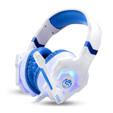 Internet Bar Gaming Headphone With Microphone Wired USB Computer Headphone Special
