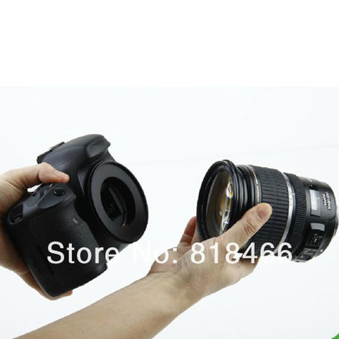 Camera Reverse Adapter Ring For Canon 58Mm Macro Reverse Lens Adapter Ring For Canon Eos Ef Mount 550D 650D 450D 700D 1000D