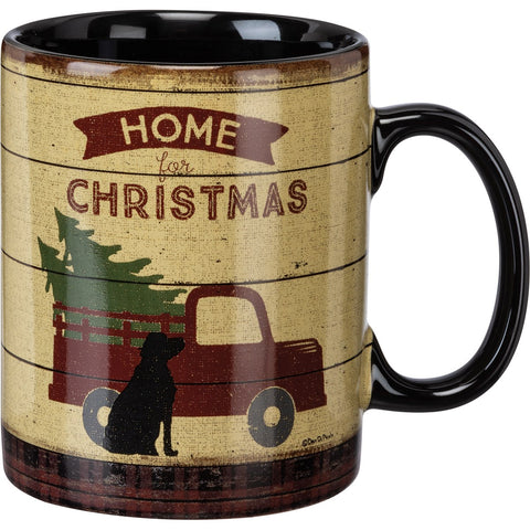 Mug - Home For Christmas