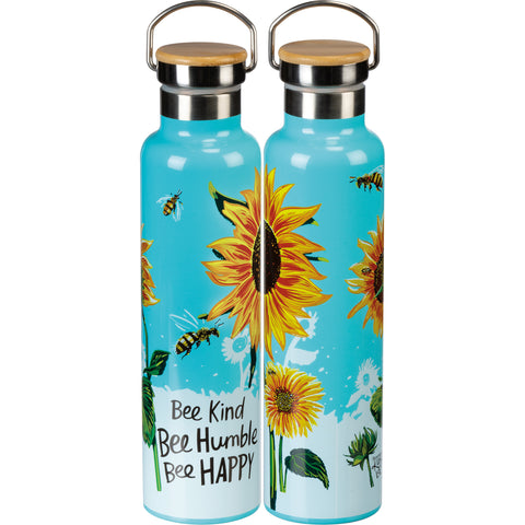 Insulated Bottle - Bee Kind
