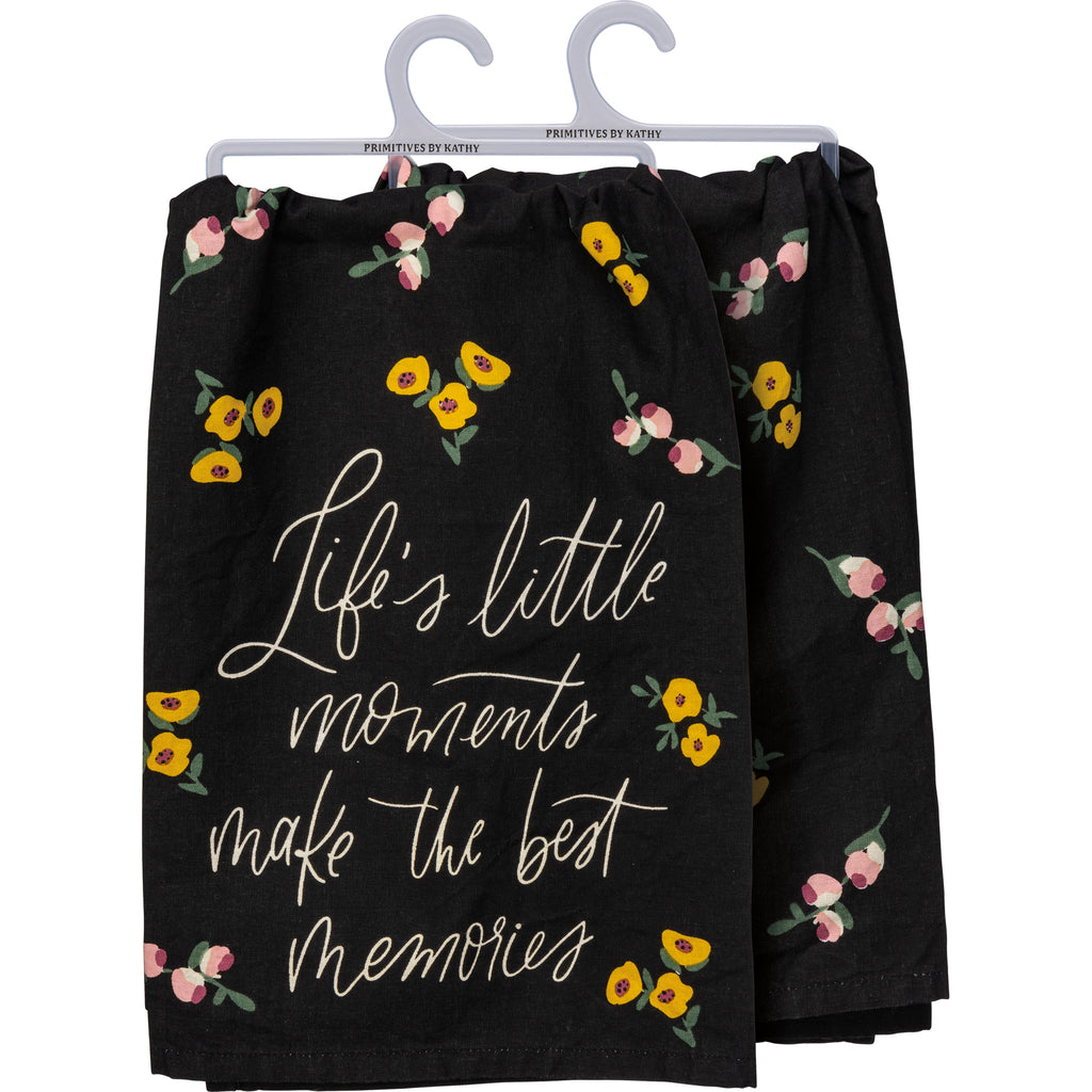 Dish Towel - Little Moments Make Memories