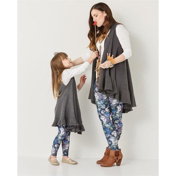 mommy and me fable sweater vest