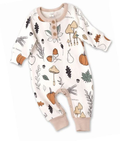 Thanksgiving Harvest Romper