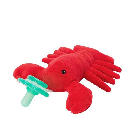 Lexi Lobster Paci-Plushies Buddies