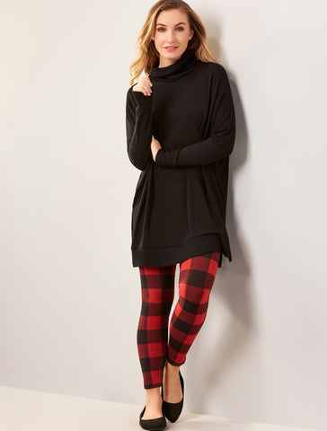 Classic Winter Leggings Plus size