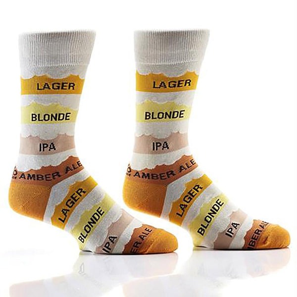 ALE IN A DAYS WORK MENS SOCKS