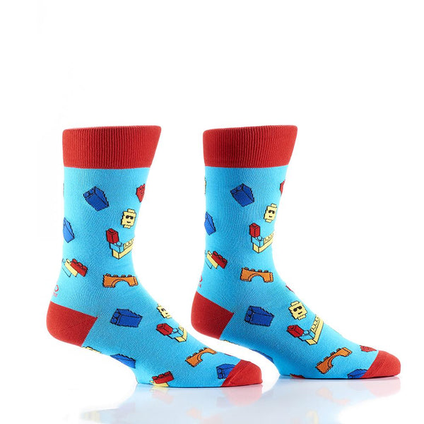 BRICK BROS MENS SOCKS