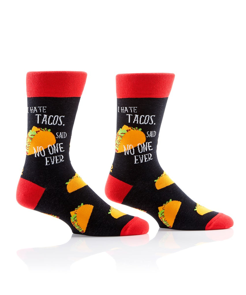 Taco Lover Men's Socks